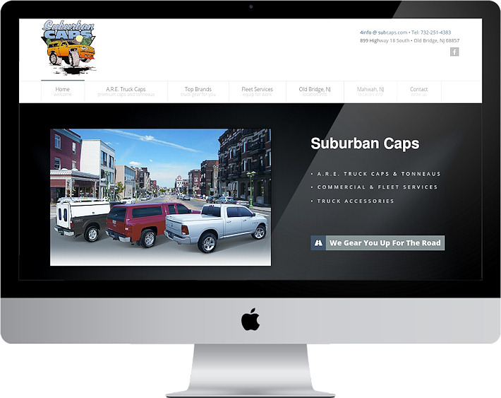 Hampton Development Featured Website